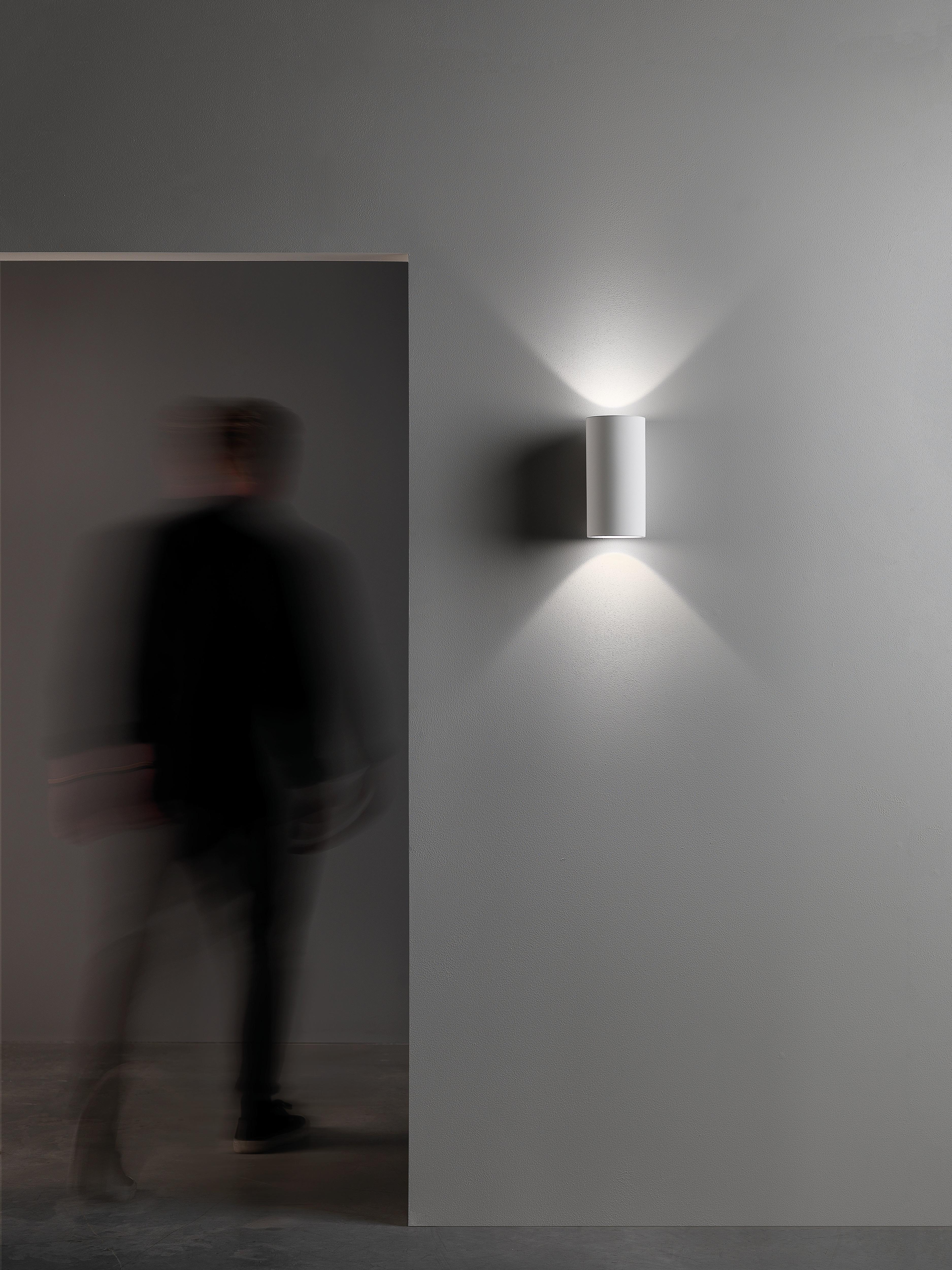 Настенный светильник Astro Bologna 1287002, 2xGU10x50W, белый, под покраску, гипс - фото 2