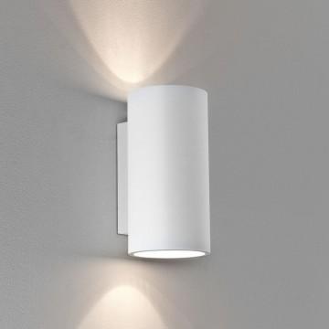 Настенный светильник Astro Bologna 1287002, 2xGU10x50W, белый, под покраску, гипс - миниатюра 7