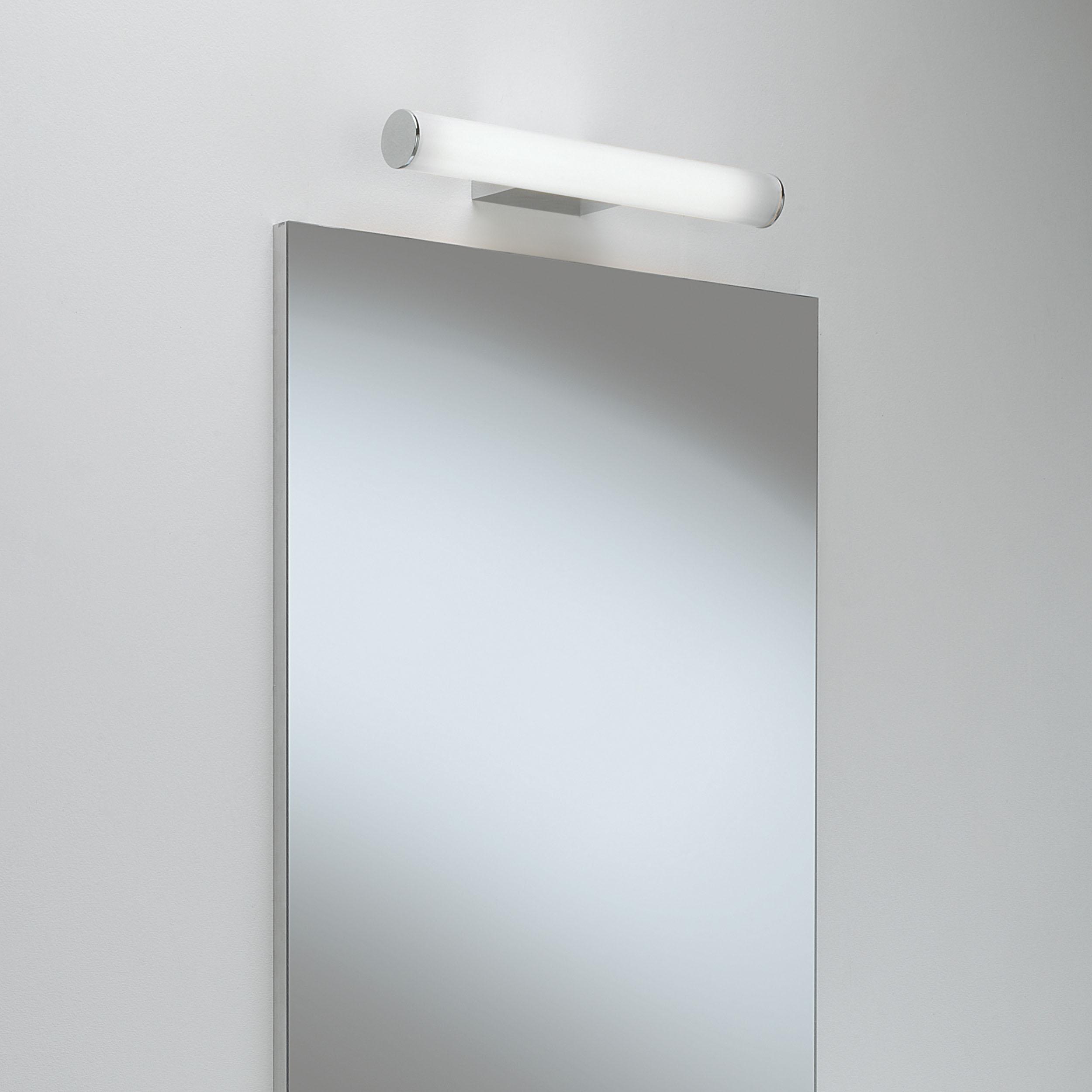 Настенный светодиодный светильник Astro Dio 1305001 (7101), IP44, LED 4,53W, 3000K (теплый), хром, белый, металл, пластик - фото 3