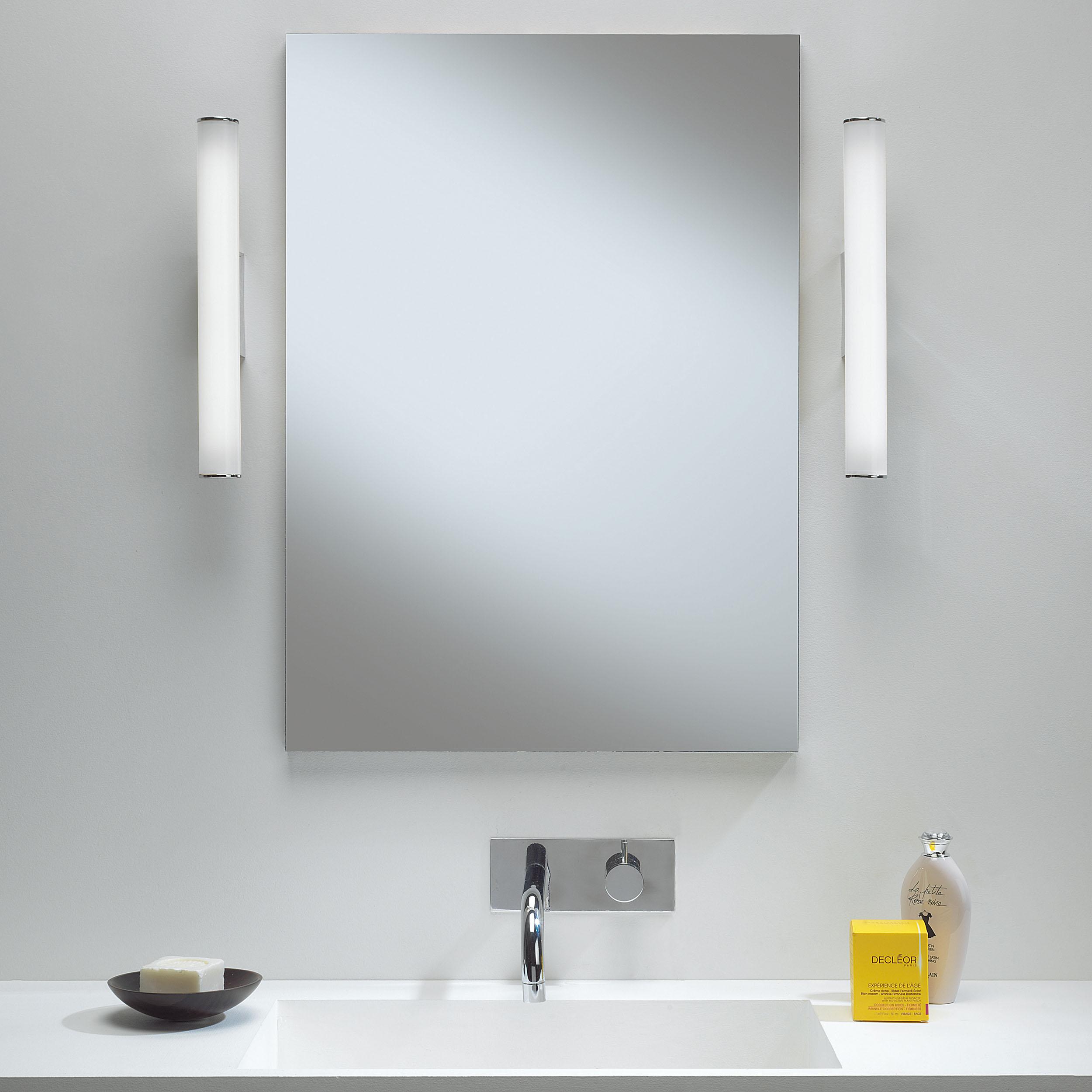Настенный светодиодный светильник Astro Dio 1305001 (7101), IP44, LED 4,53W, 3000K (теплый), хром, белый, металл, пластик - фото 4