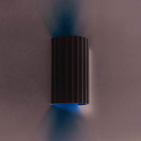 Настенный светильник Astro Kymi 1335001 (7256), 2xGU10x50W, белый, под покраску, гипс