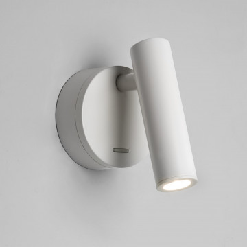 Настенный светодиодный светильник с регулировкой направления света Astro Enna LED 1058015 (7359), LED 4,47W 2700K 111.44lm CRI80, белый, металл