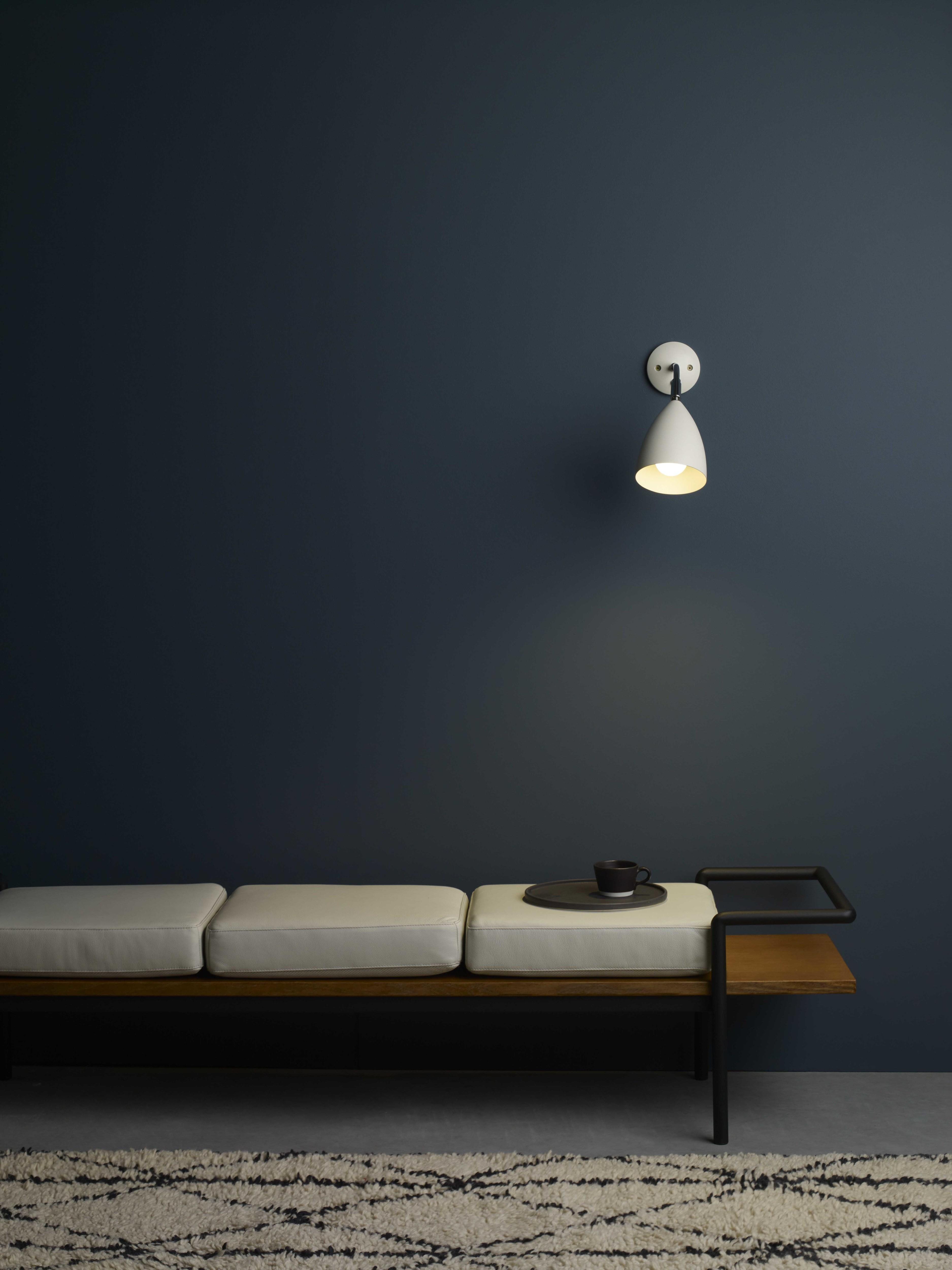 Настенный светильник с регулировкой направления света Astro Joel 1223015 (7158), 1xE27x42W, бежевый, металл - фото 3