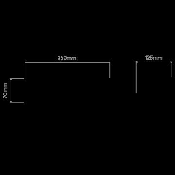 Схема с размерами Astro 1282004