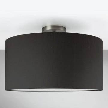 Основание потолочного светильника Astro Semi Flush Unit 1362002 (7461), 1xE27x60W, никель, металл - миниатюра 2