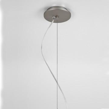 Подвесной светильник Astro Suspension Kit 1184003 (7069), 1xE27x60W, никель, металл