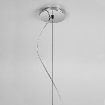 Подвесной светильник Astro Suspension Kit 1184004 (7070), 1xE27x60W, хром, металл