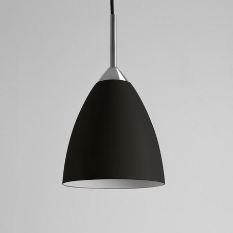 Подвесной светильник Astro Joel 1223018 (7194), 1xE27x42W, хром, черный, металл