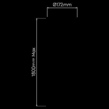 Схема с размерами Astro 1223018