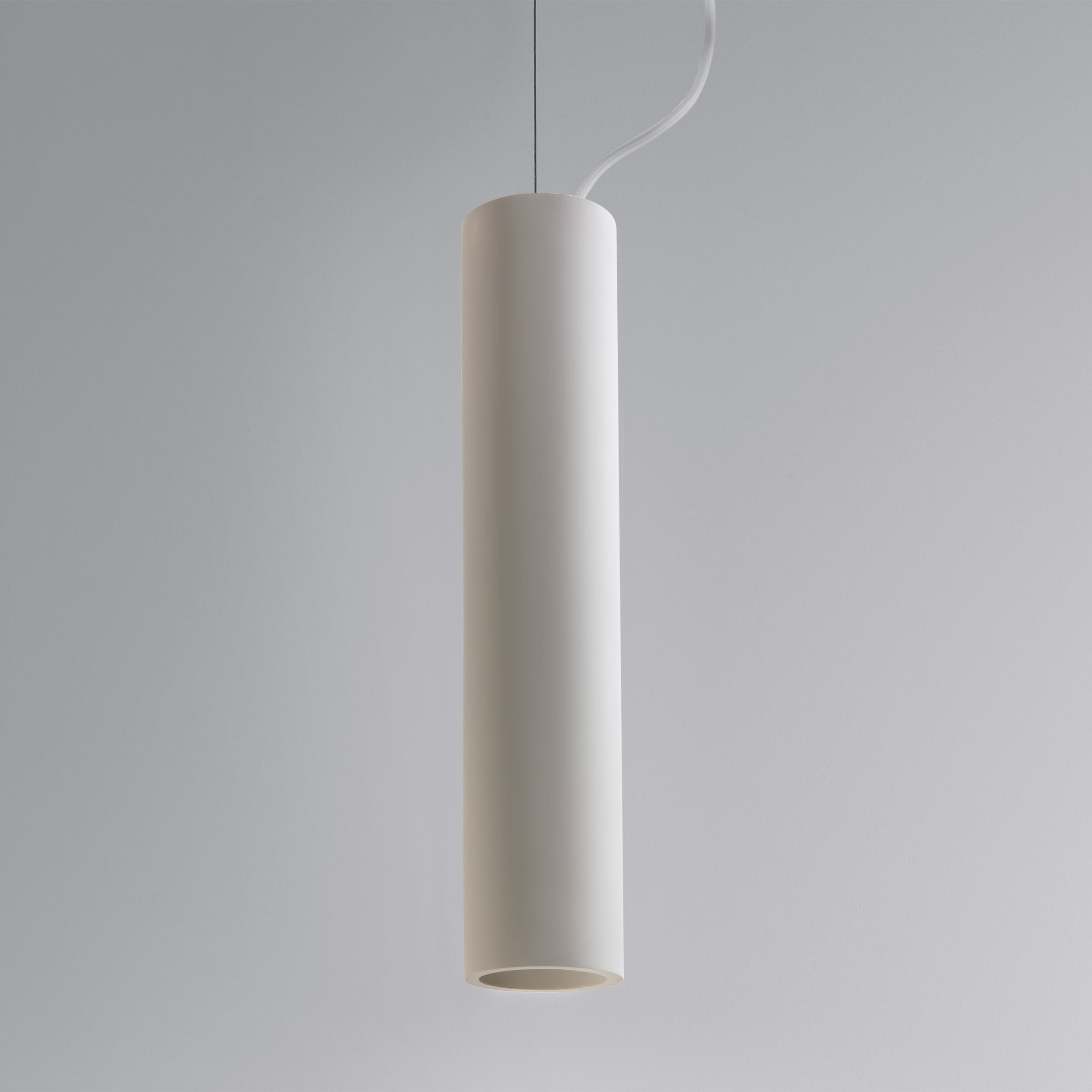 Подвесной светильник Astro Osca 1252014 (7386), 1xGU10x13W, белый, под покраску, металл, гипс - фото 1