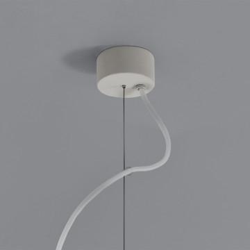Подвесной светильник Astro Osca 1252014 (7386), 1xGU10x13W, белый, под покраску, металл, гипс - миниатюра 2