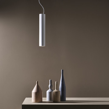 Подвесной светильник Astro Osca 1252014 (7386), 1xGU10x13W, белый, под покраску, металл, гипс - миниатюра 4