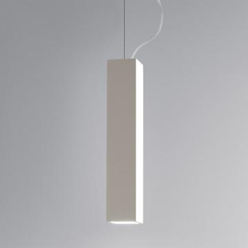 Подвесной светильник Astro Osca 1252015 (7387), 1xGU10x13W, белый, под покраску, металл, гипс
