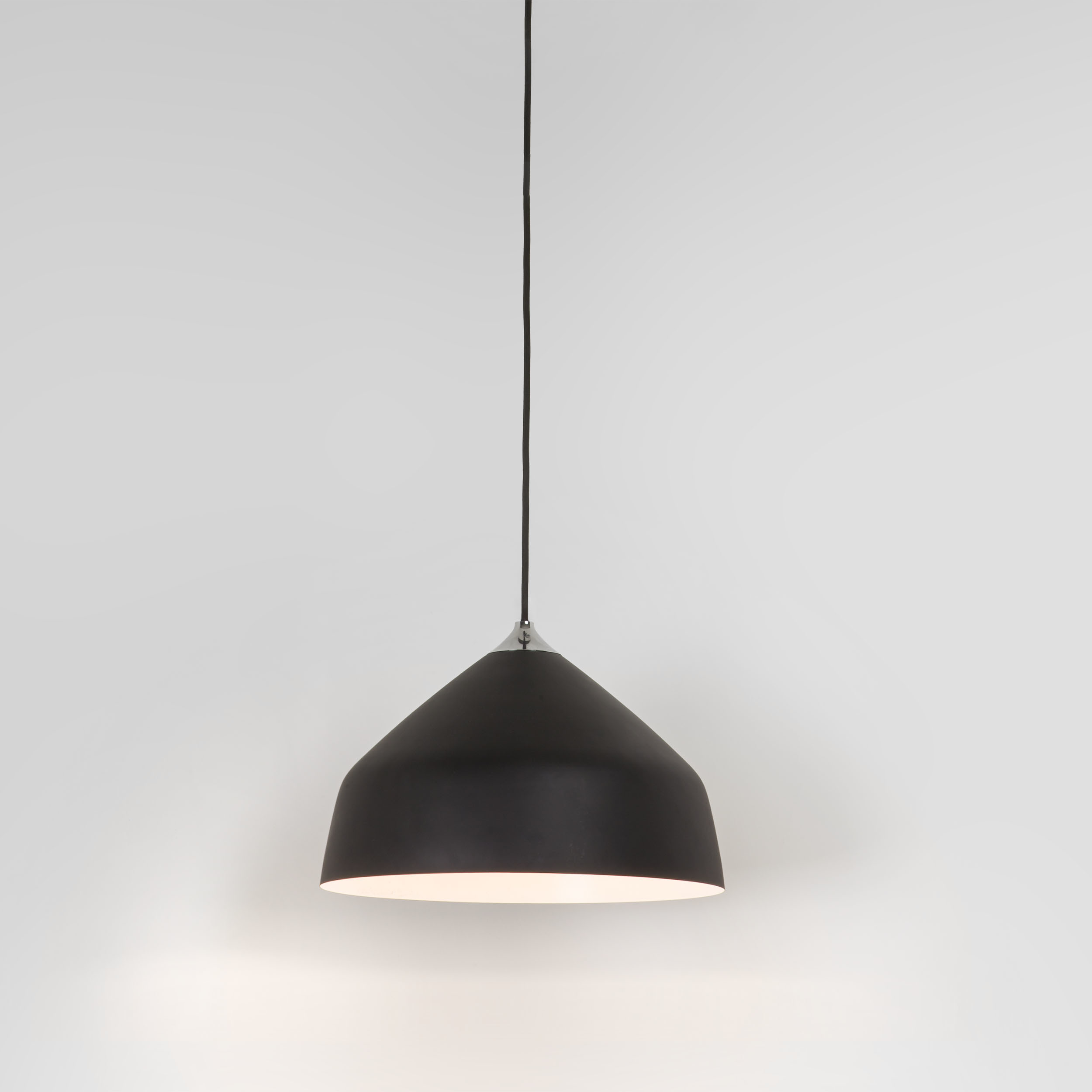Подвесной светильник Astro Ginestra 1361001 (7455), 1xE27x42W, черный, металл - фото 1