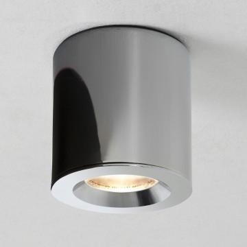 Потолочный светильник Astro Kos 1326001 (7175), IP65, 1xGU10x6W, хром, металл, стекло