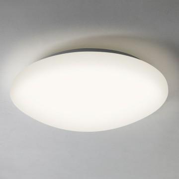 Потолочный светодиодный светильник Astro Massa 1337002 (7394), IP44, LED 24,45W 3000K 1367lm CRI80, белый, металл, пластик