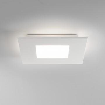 Потолочный светодиодный светильник Astro Zero 1382001 (7419), LED 15,4W 2700K 806.6lm CRI>80, белый, металл со стеклом/пластиком, пластик - миниатюра 2