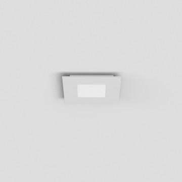 Потолочный светодиодный светильник Astro Zero 1382001 (7419), LED 15,4W 2700K 806.6lm CRI>80, белый, металл со стеклом/пластиком, пластик - миниатюра 4