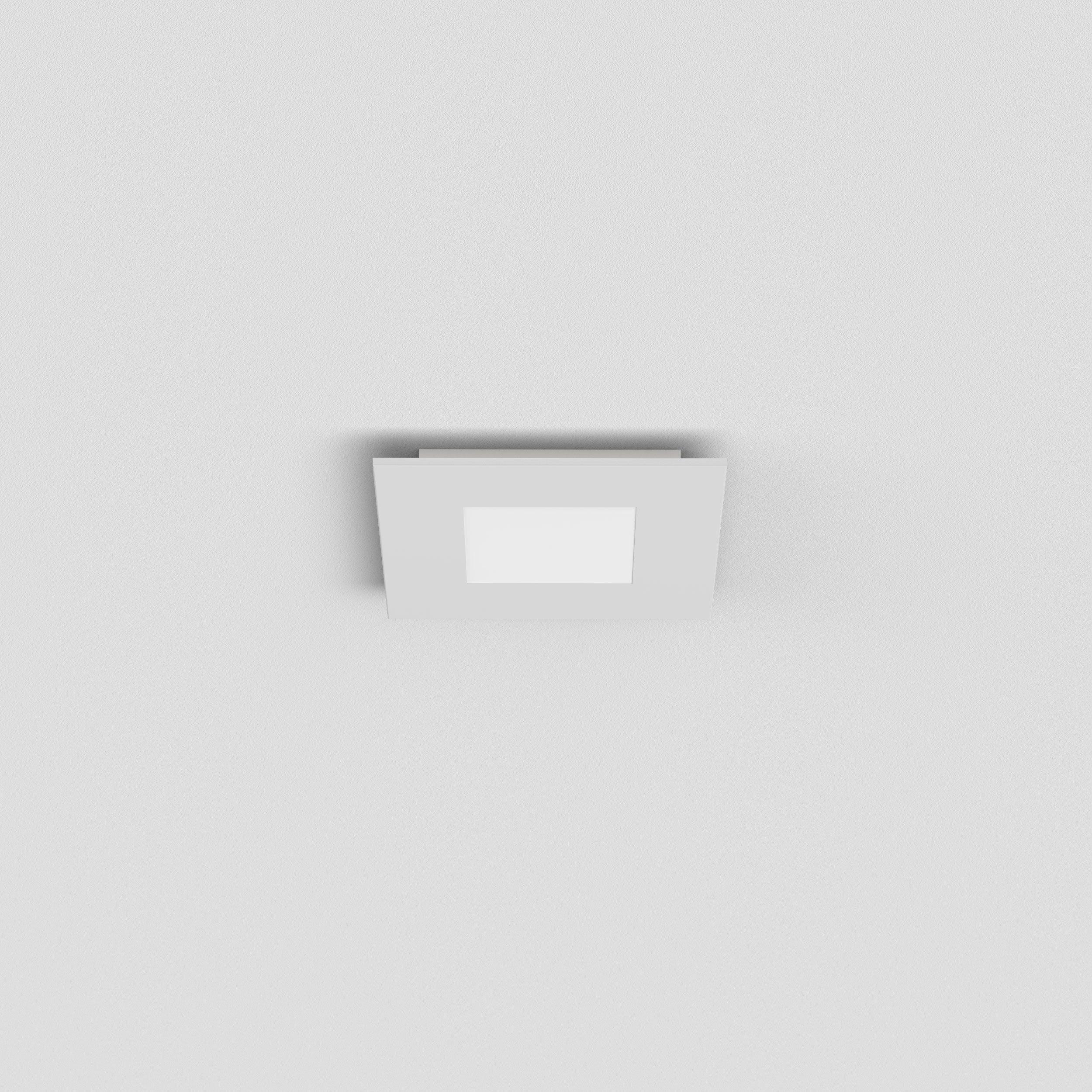 Потолочный светодиодный светильник Astro Zero 1382001 (7419), LED 15,4W 2700K 806.6lm CRI>80, белый, металл со стеклом/пластиком, пластик - фото 4