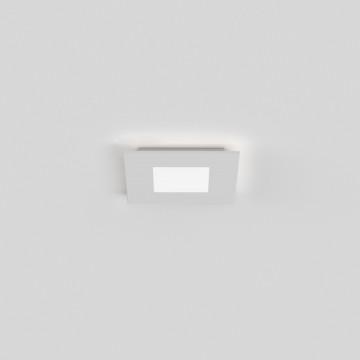 Потолочный светодиодный светильник Astro Zero 1382001 (7419), LED 15,4W 2700K 806.6lm CRI>80, белый, металл со стеклом/пластиком, пластик - миниатюра 5