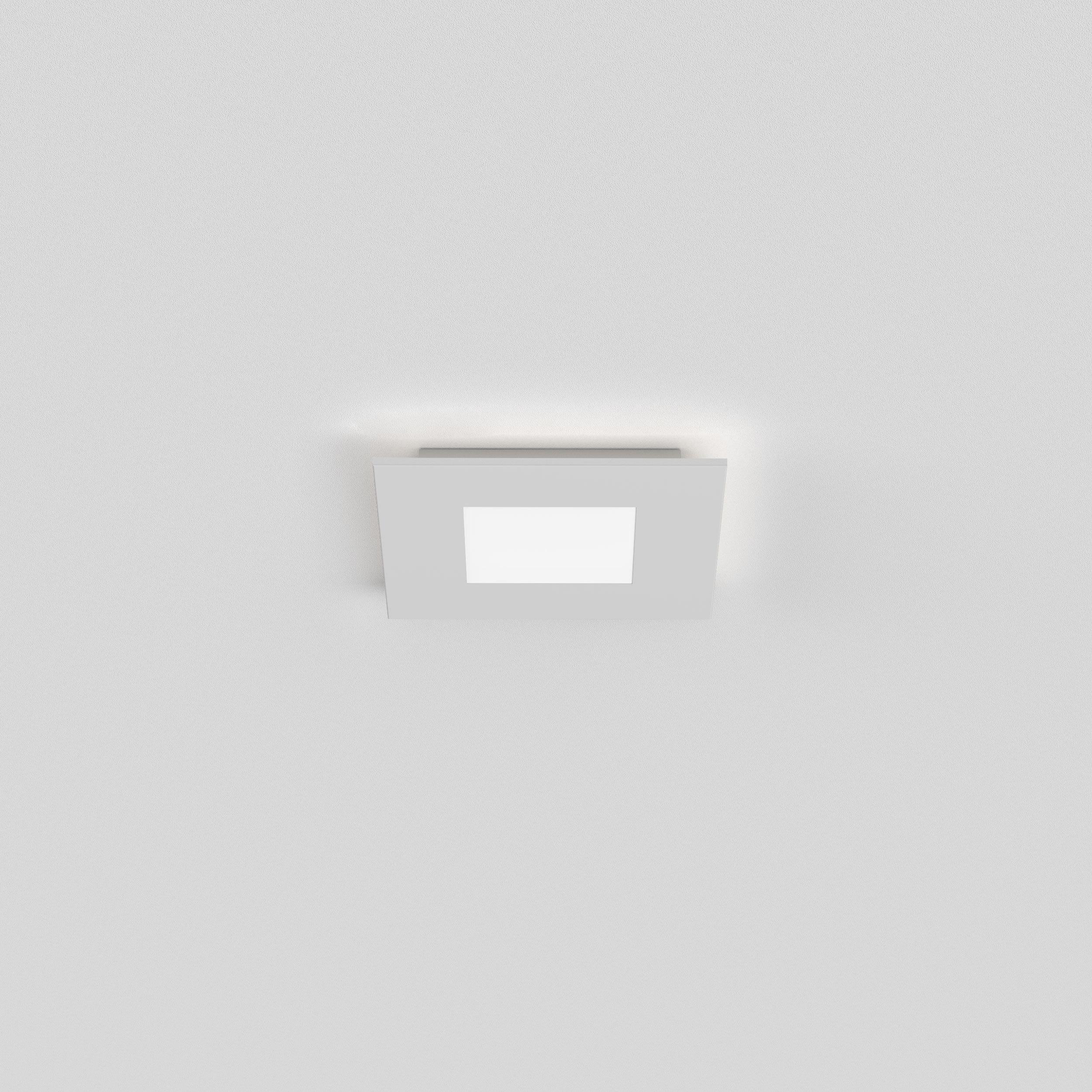Потолочный светодиодный светильник Astro Zero 1382001 (7419), LED 15,4W 2700K 806.6lm CRI>80, белый, металл со стеклом/пластиком, пластик - фото 5