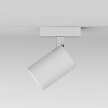 Потолочный светильник с регулировкой направления света Astro Ascoli 1286001 (6142), 1xGU10x50W, белый, металл