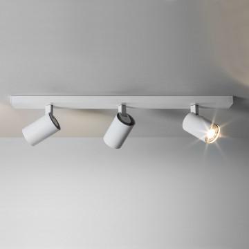 Потолочный светильник с регулировкой направления света Astro Ascoli 1286003 (6144), 3xGU10x50W, белый, металл