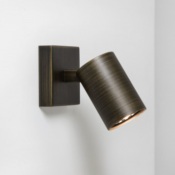 Потолочный светильник с регулировкой направления света Astro Ascoli 1286004 (6145), 1xGU10x50W, бронза, металл