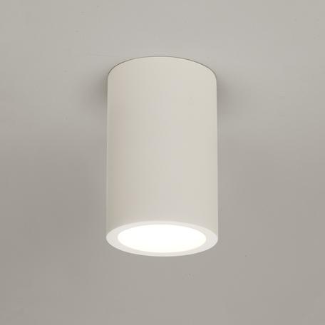Потолочный светильник Astro Osca 1252011 (7011), 1xE27x20W, белый, под покраску, гипс