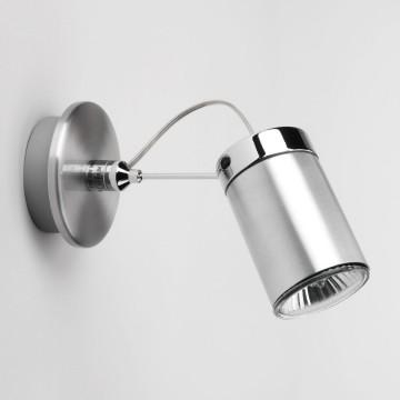 Настенный светильник с регулировкой направления света Astro Montana 1259001 (6008), 1xGU10x50W, алюминий, металл