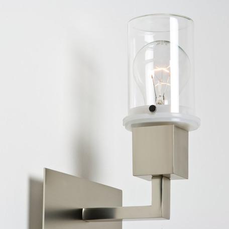 Влагозащитный стеклянный плафон Astro IP44 Kit 6014001 (7045), IP44, прозрачный, стекло