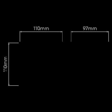 Схема с размерами Astro 1058018