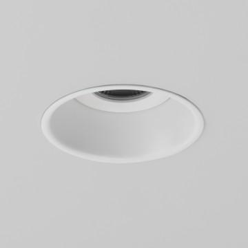 Встраиваемый светодиодный светильник Astro Minima 1249013 (5770), IP65, LED 6,5W 2700K 525.58lm CRI82, белый, металл
