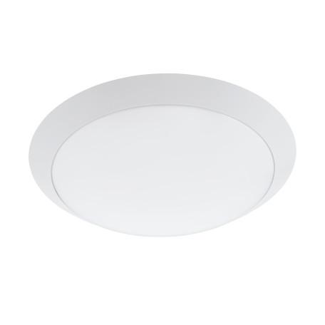 Настенный светодиодный светильник Eglo Pilone 97254, IP44, LED 11W 3000K 950lm, белый, металл с пластиком