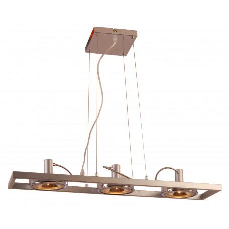 Подвесной светильник с регулировкой направления света Globo Kuriana 5645-3H, 3xG9x52W, металл