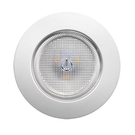 Мебельный светодиодный светильник Novotech Madera 357438, LED 0,6W 4000K 40lm, белый, пластик
