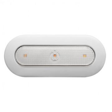 Мебельный светодиодный светильник Novotech Madera 357440, LED 0,6W 4000K 40lm, белый, пластик