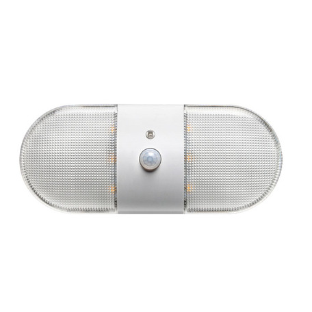 Мебельный светодиодный светильник Novotech Madera 357441, LED 0,6W 4000K 40lm, белый, пластик