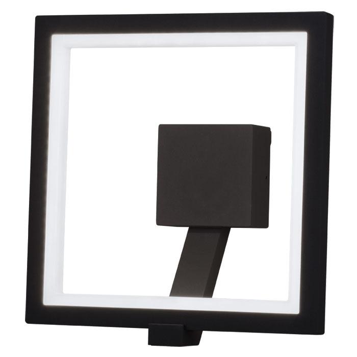 Настенный светодиодный светильник Novotech Street Roca 357445, IP65, LED 10W 3000K 600lm, темно-серый, металл, пластик - фото 3