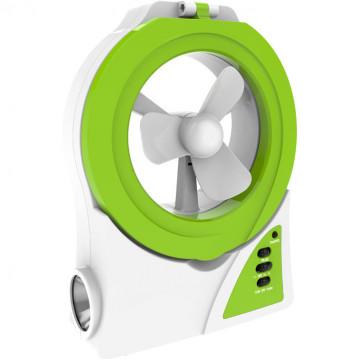 Садовый светодиодный светильник Novotech Trip 357437, IP52 6000K (холодный), белый, зеленый, пластик