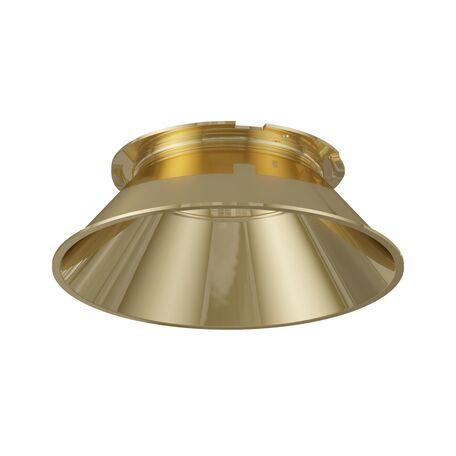 Рефлектор Maytoni Virar C060-01G, золото, металл