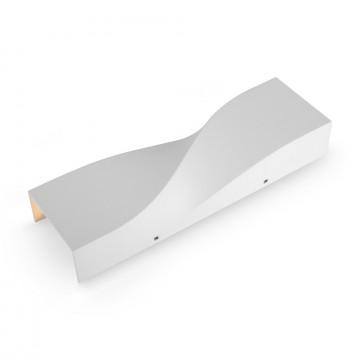 Светодиодный светильник Maytoni Twist O040WL-L11W3K, IP65, LED 11W 3000K 700lm CRI80, белый, металл