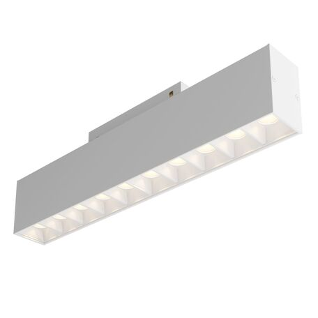 Светодиодный светильник Maytoni Points TR014-2-20W3K-W, LED 20W 3000K 1200lm CRI90, белый, металл