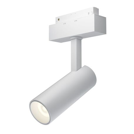 Светодиодный светильник Maytoni Focus LED TR019-2-10W4K-W, LED 13W 4000K 1100lm CRI90, белый, металл