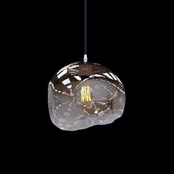 Подвесной светильник Loft It Melt LOFT2025-CH, 1xE27x40W, хром, металл, стекло - миниатюра 3