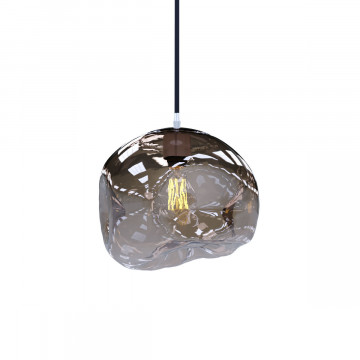 Подвесной светильник Loft It Melt LOFT2025-CH, 1xE27x40W, хром, металл, стекло - миниатюра 4