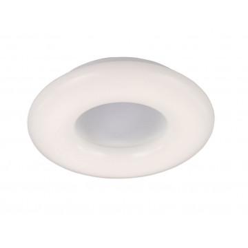 Потолочный светодиодный светильник с пультом ДУ ST Luce Albo SL902.502.01D 3000-6000K, белый, металл, пластик