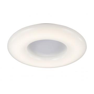 Потолочный светодиодный светильник ST Luce Albo SL902.552.01D, LED 44W 3000-6000K, белый, металл, пластик