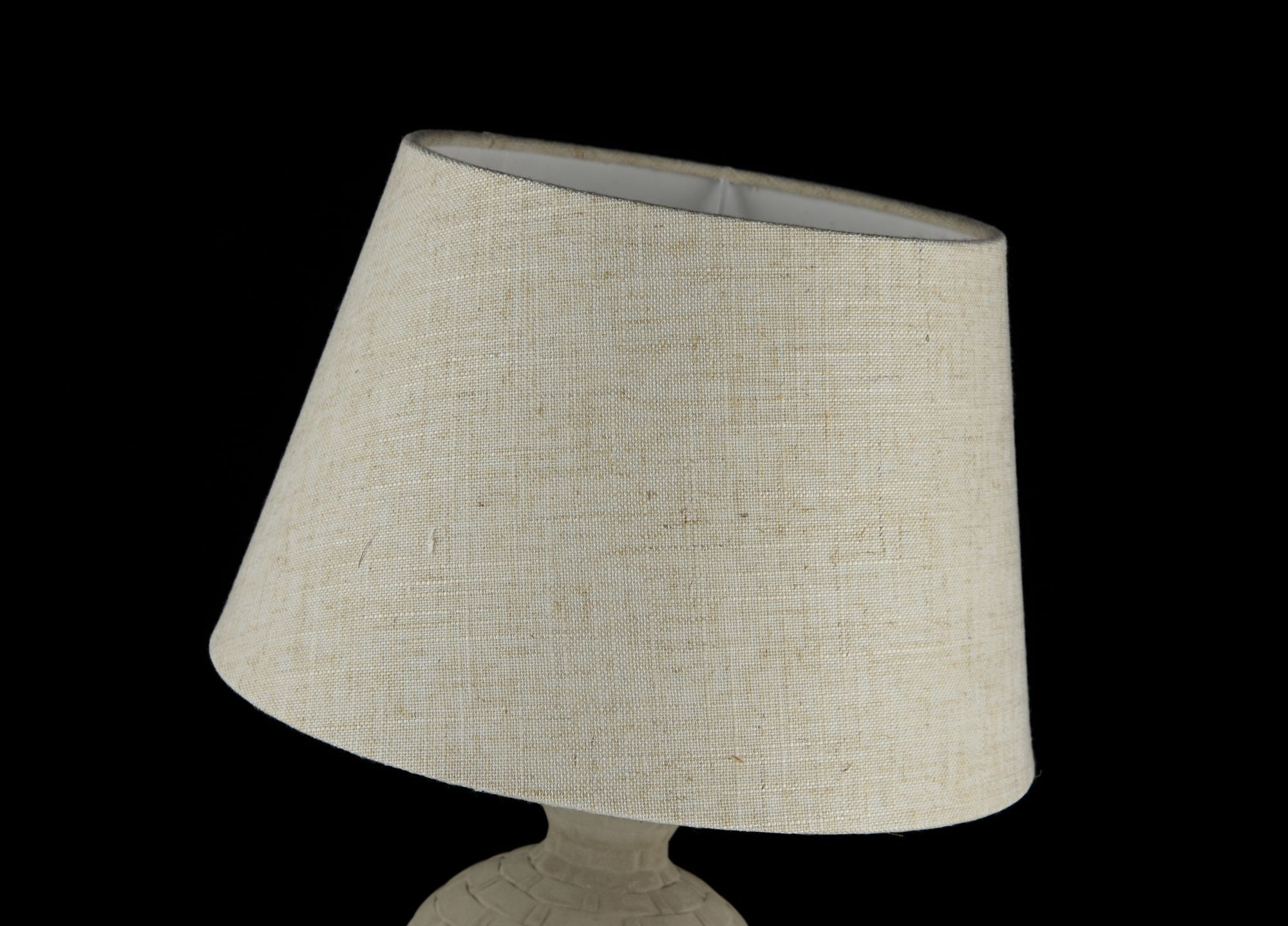 Настольная лампа Maytoni Adeline Z003-TL-01-W (mod003-11-w), 1xE27x60W, бежевый, керамика, текстиль - фото 6