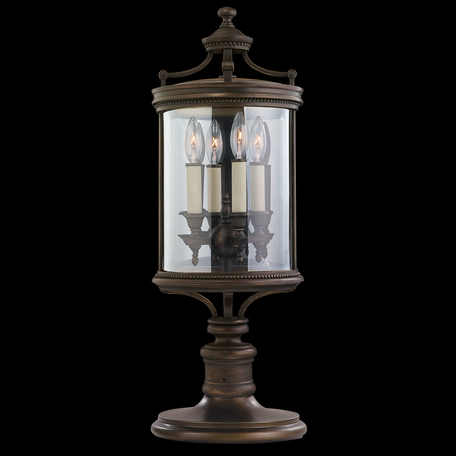 Садово-парковый светильник Fine Art Lamps Louvre 559483, 4